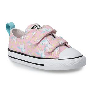 Toddler Girls' Converse Chuck Taylor All Star Unicorn Sneakers