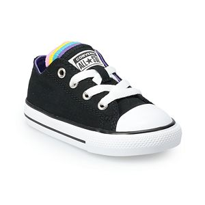 Toddler Girl's Converse Chuck Taylor All Star Multi-Tongue Sneakers