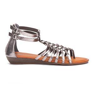 Olivia Miller Paradise Women's Gladiator Sandals