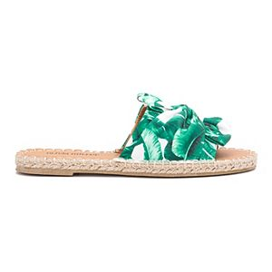 Olivia Miller Night Out Women's Espadrille Sandals