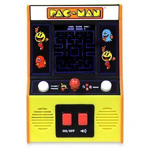 Pac-Man Gold Edition Mini Arcade Game