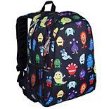 """Boys Wildkin Monsters 15"""" Backpack"""