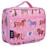 Girls Wildkin Horses Lunch Box