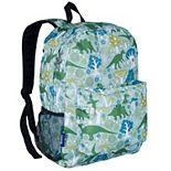 "Boys Wildkin Dinomite Dinosaurs 16"" Inch Backpack"