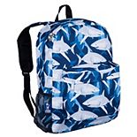 Boys Wildkin Sharks 16-Inch Backpack