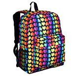 Girls Wildkin Rainbow Hearts 16-Inch Backpack