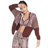 Women's Skechers® SKECHWEAVE? Hooded Full-Zip Jacket