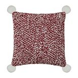 Cuddl Duds® Chenille Knit Throw Pillow