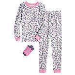 Cuddl Duds® 4-14 Pajamas with Socks