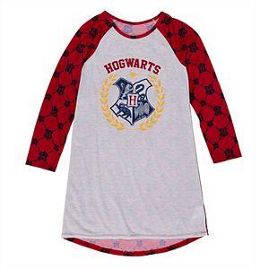 Girls 4-12 Harry Potter Hogwarts Dorm Nightgown