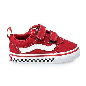Vans Ward Toddler Boys' Skate Shoes