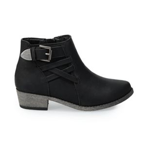 SO® Stassi Girls' Ankle Boots