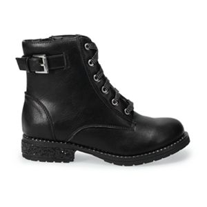 SO® Lilliana Girls' Combat Boots