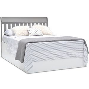 Delta Children Bentley S Series Deluxe 6-in-1 Convertible Crib