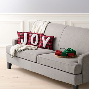 St. Nicholas Square® Joy 3-pack Throw Pillow