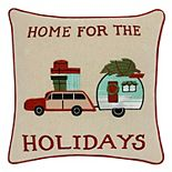 St. Nicholas Square® Vehicles Mini Throw Pillow