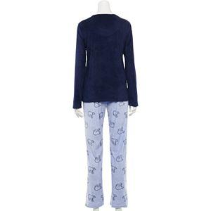 Women's Croft & Barrow® Crewneck Pajama Tee & Pajama Pants Set