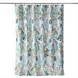SKL Home Sprouted Palm Shower Curtain