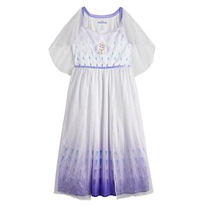 Disney's Frozen 2 Elsa Girls 4-8 Epilogue Fantasy Nightgown