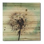Gallery 57 Dandelion Wishes Wood Wall Art
