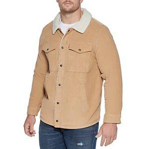 Men's Levi's Classic Corduroy Sherpa-Lined Trucker Jacket