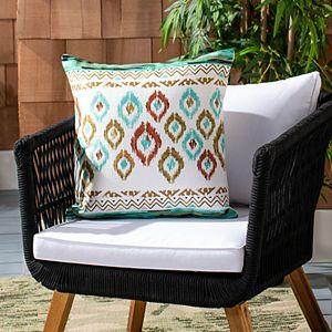 Safavieh Abela Indoor Outdoor Throw Pillow