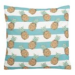 Safavieh Paria Pineapple Indoor Outdoor Throw Pillow