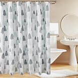 St. Nicholas Square® Trees Shower Curtain