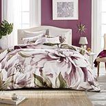 Peri Peony Blooms 3-piece Comforter Set