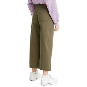 Women's Levi's® Mile High Wide-Leg Crop Jeans