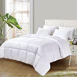 Kathy Ireland Kathy Ireland Nano-Touch White Down Comforter - Light Warmth