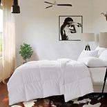 Kathy Ireland Kathy Ireland Nano-Touch White Down Comforter - Extra Warmth