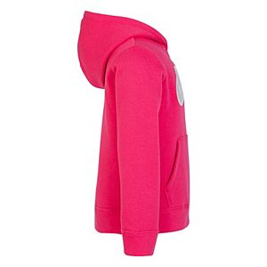 Girls 4-6x Nike Fleece Logo Hoodie