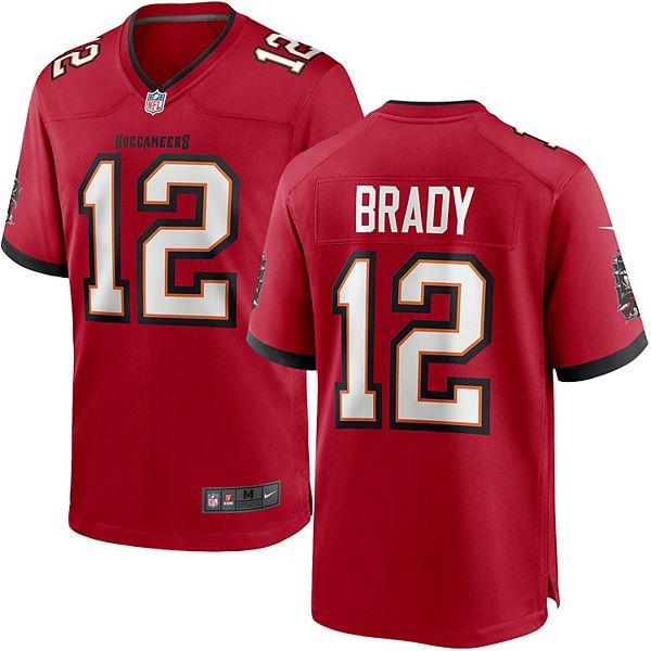 Men's Nike Tampa Bay Buccaneers Tom Brady Jersey