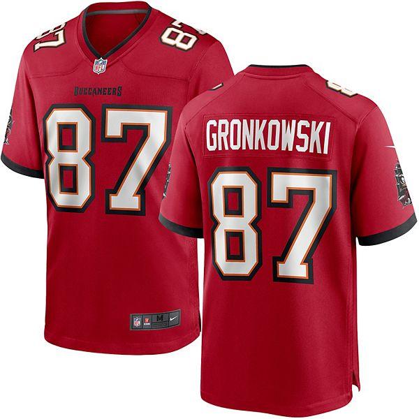 nike rob gronkowski jersey