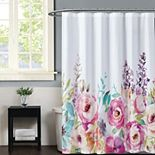 Christian Siriano NY® Spring Floral Shower Curtain
