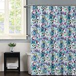 Christian Siriano NY® Dahlia Shower Curtain