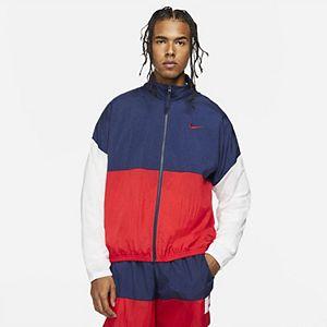 Men's Nike Starting 5 Basketball Jacket