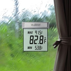 La Crosse Technology Window Thermometer