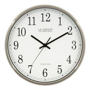 La Crosse Technology Atomic Wall Clock