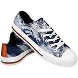 Women's Denver Broncos Tie-Dye Canvas Shoe