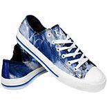 Women's Kansas City Royals Tie-Dye Canvas Shoe