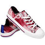 Women's Philadelphia Phillies Tie-Dye Canvas Shoe