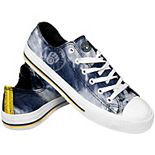 Women's Milwaukee Brewers Tie-Dye Canvas Shoe