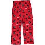 Youth Nike Red Toronto Raptors Team Color Printed Pants