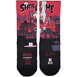 Youth Strideline Patrick Mahomes Kansas City Chiefs Superhero Socks