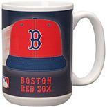 Boston Red Sox 15oz. Team 3D Graphic Mug