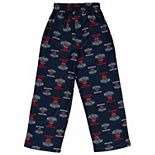 Youth Nike Navy New Orleans Pelicans Team Color Printed Pants