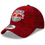 Men's New Era Red New York Red Bulls On-Field Collection 9TWENTY Adjustable Hat