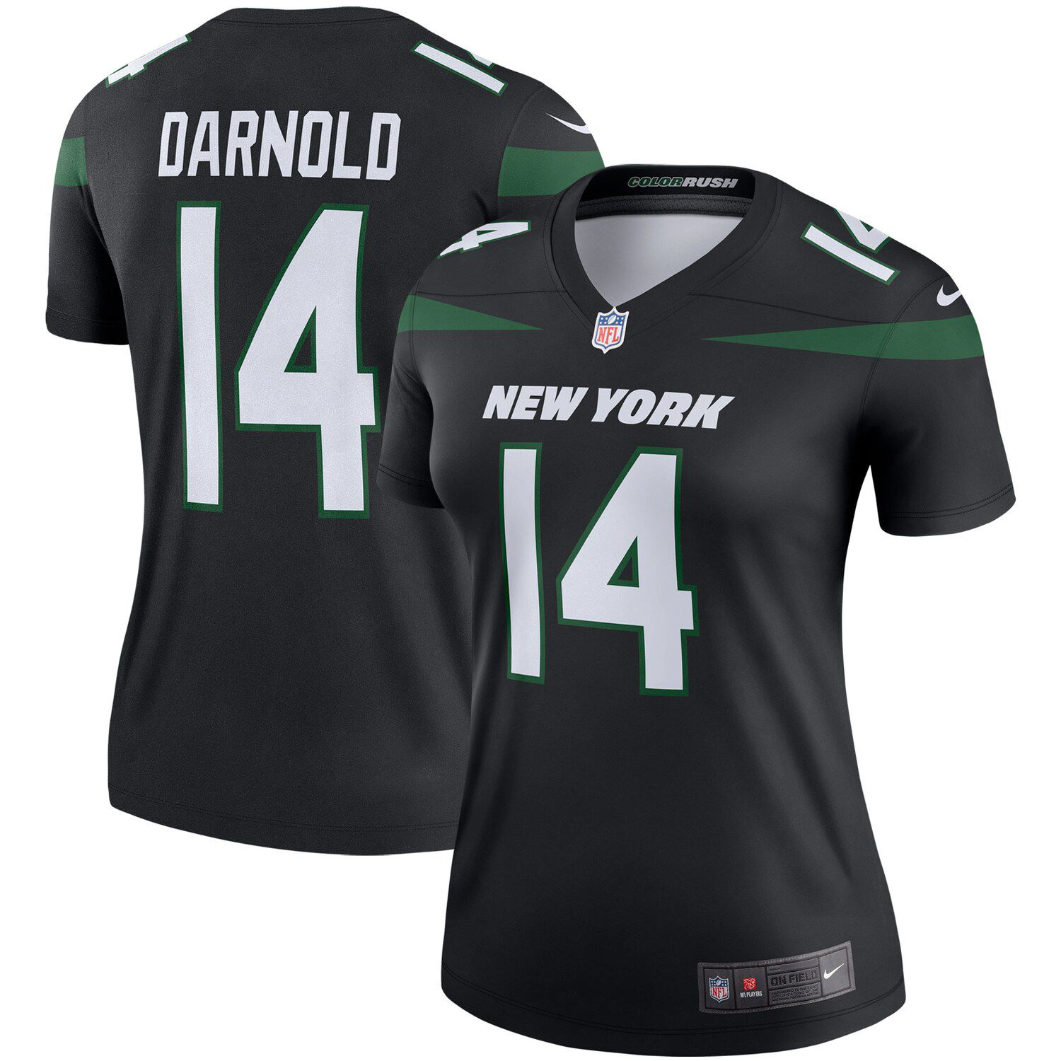 ny jets color rush jersey